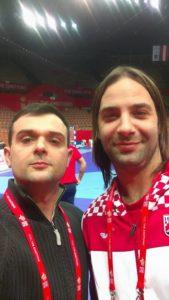 Selfie s Ivanom Balićem