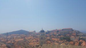 Pogled s Dubrovačkih zidina