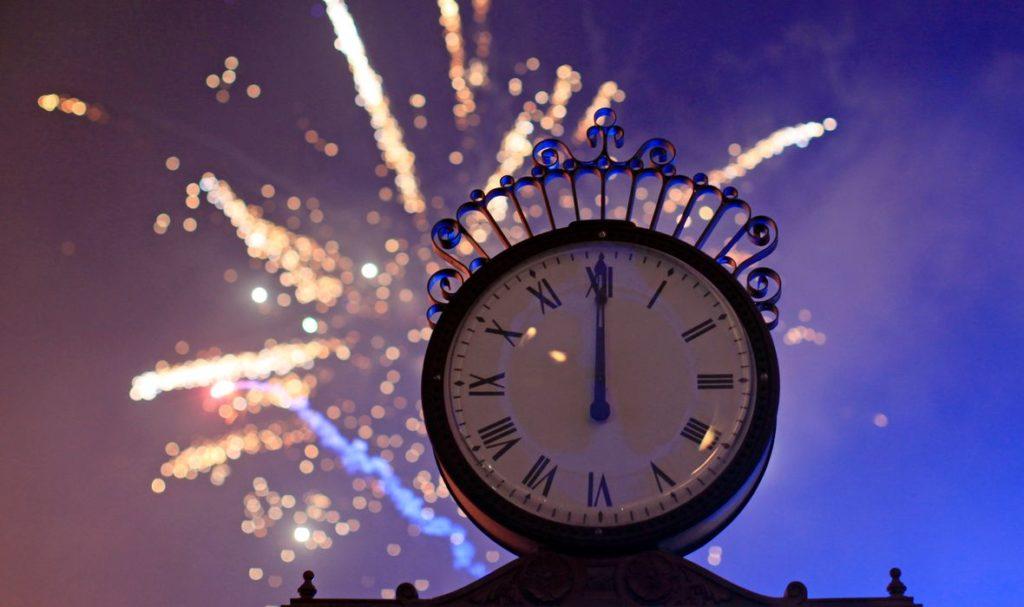 nova godina ponoć sat